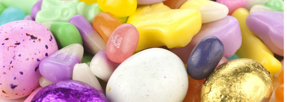 Fancy Easter Candy Assortment